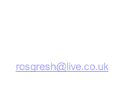 Vice-chairperson Ros Gresham 26 Wellingborough Rd	 01536 791943	 rosgresh@live.co.uk